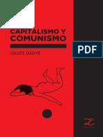 Dauve Gilles. Capitalismo y comunismo.