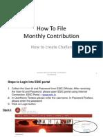 ESI Online Help File