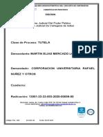13001-33-33-003-2020-00059-00 ACUM-13001-31-04-001-2020-00033-00 Expediente Digital de Tutela.pdf