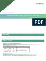 Yealink_Device_Management_Platform_Quick_Start_Guide_V3.1.0.13