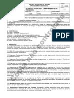 ASPECTOS LEGAIS DE SAÚDE, SEGURANÇA E MEIO AMBIENTE NA CONTRATAÇÃO DE TERCEIROS