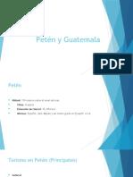 Petén y Guatemala Turismo