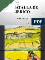 La Batalla de Jerico