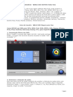 MANUAL WinX DVD Ripper para Mac