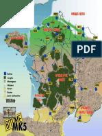 Carte de France Bitume jdr