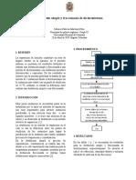 Informe Práctica #3 destilación a presión reducida