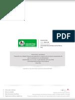 2012 - Modelo Dinámico  incidencia contaminantes del aire en la población - Peru