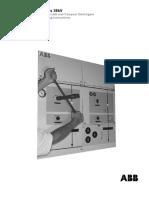 IO_20190107_ABB MV Switchgear 36kV_Installation and operating instructions_V20_EN