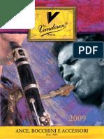 Brochure Vandoren