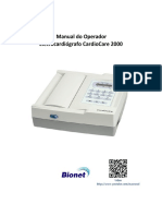 Manual CardioCare 2000 REV3
