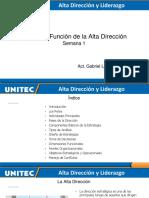 Notas de Clase Semana 1 La Función de la Alta Dirección.pdf