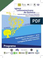 CLAQ 2010 Programa Completo