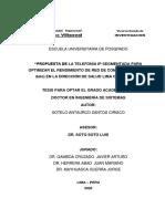 SOTELO ANTAURCO SANTOS CIRIACO - DOCTORADO
