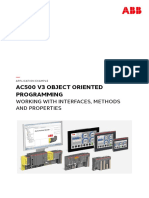 AC500 V3 Object Oriented Programming