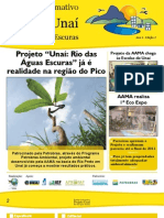 Informativo Projeto Aguas Escuras - 2