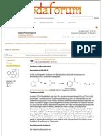 Synthese von Benzoylchlorid