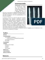 Luminaria fluorescente - definicion