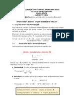Guia Matemáticas Grado 6 Semana 2