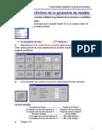 SAP 2000 en 6 étapes