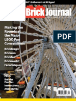 Brick Journal Preview