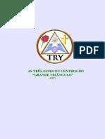 As Tres Fases Ou Centros Do Grande Triangulo