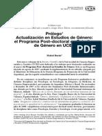 Prologo_Actualizacion en estudios de género_Burin