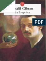 Le Prophete - Gibran,Khalil.pdf