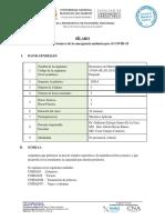 SÍLABO RESISTENCIA DE MATERIALES 2020-I.pdf
