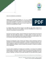 Carta Rodolfo Suarez