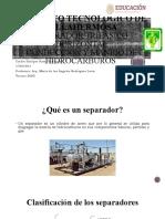 Separador Trifásico Hosizontal-carlos