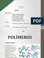 POLIMEROS DIAPOS