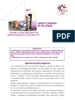 OBJETIVO Y CONTENIDO CUARESMA-2011-COMPASIÓN
