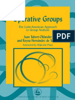 Operative Groups The Latin-American Approach to Group Analysis by Juan Tubert-Oklander, Reyna Hernandez De Tubert (z-lib.org)