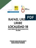 18. Rafael Uribe 2010