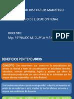 BENEFICIOS PENITENCIARIOS 6-II 13 JULIO20