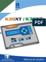 Manual K30XT-XTe comentado