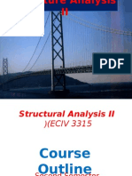 Structural Analysis II Syllabus 20101 2