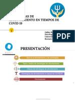 ESTRATEGIAS DE AFRONTAMIENT EN TIEMPOS DE COVID 19 POR PSICOLOGO JULIAN DAVID RODRIGUEZ LOAIZA