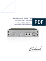 Benchmark DAC-1 USB