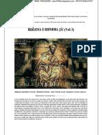 Ekklesia e Reforma Vol1