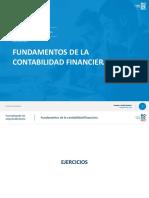 2.1 Ejercicios - Contabilidad Financiera