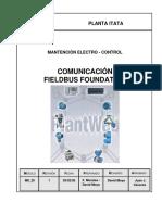 Comunicación Fieldbus Foundation