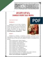 ACATISTUL DOMNULUI NOSTRU IISUS HRISTOS