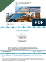 AEO2020 Full Report