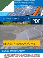 AULA 3 - FONTES ALTERNATIVAS DE ENERGIA - 05-11-17