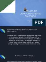 Netiqueta FCE UNA Paraguay