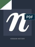 NotePerformer - Version History_4.pdf