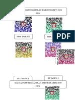 RPT & DSKP QR CODE 2020 PJPK