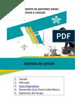 AGENDA DE FORMACION