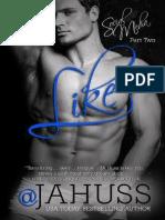 J.A. Huss - Social Media 02 - Like (AL2)